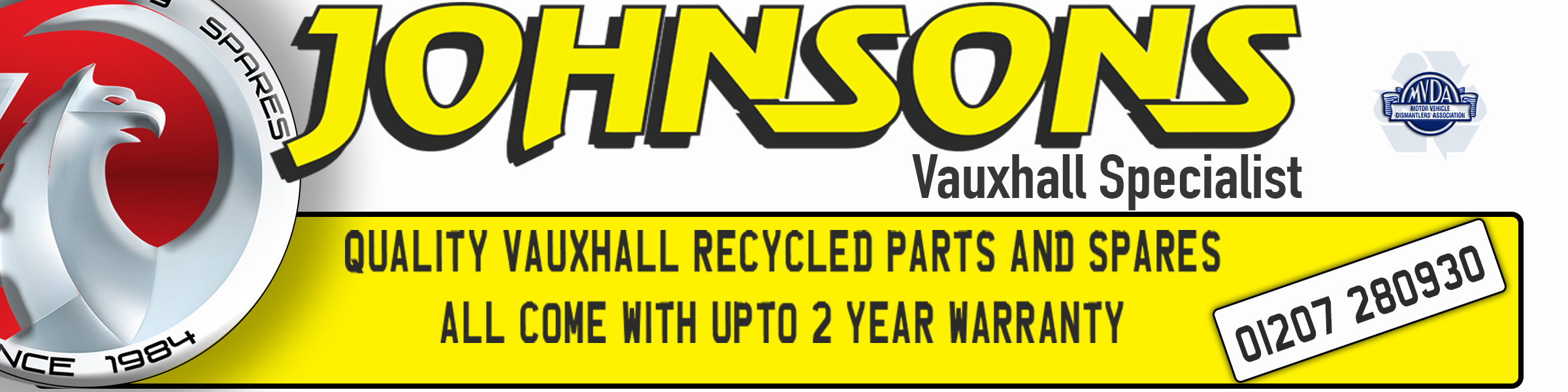 Johnsons Vauxhall Specialists