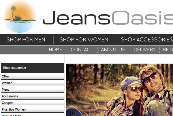 Jeans Oasis