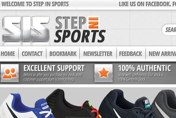 Step In Sports