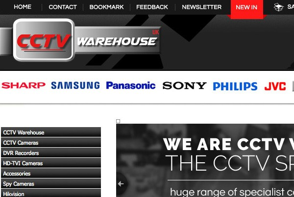 CCTV Warehouse