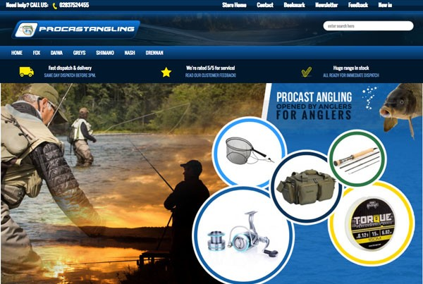 Procast Angling
