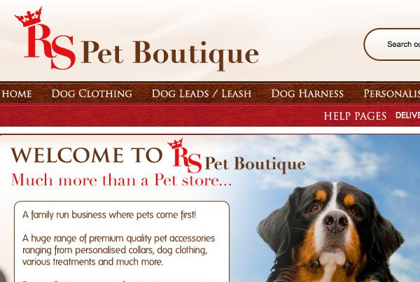 RS Pet Boutique